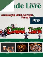 Revista Cultural Cidade Livre Nº01