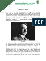Historia de Hitler