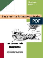 Para Leer La Primavera Árabe