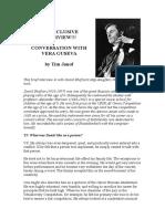 Conversation With Vera Guseva Shafran