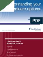 Conozca Sus Opciones de Medicare Eng