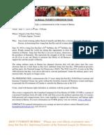 CC4FB Vigil Press Release V2