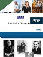 IEEE Elevator Pitch
