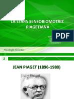 La Etapa Sensoriomotriz Piagentiana