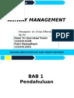 AIRWAY MANAGEMENT anestesi.pptx