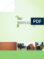 Residential Solutions 2014