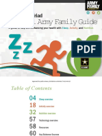 Army P3 Family Guide