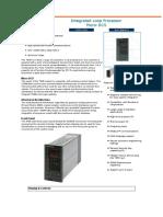T640 Integrated Loop Processor