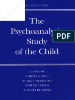 The Psychoanalytic Study of de Child V61 Robert a. King M.D., Dr. Peter B. Neubauer M.D