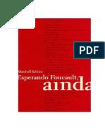 SAHLINS, Marshall - Esperando Foucault, ainda.pdf
