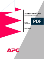 APC AP9225 User Guide
