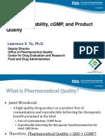 Cp CpK FDA Presentation