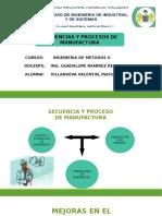 Secuencia y Procesos (Metodos)