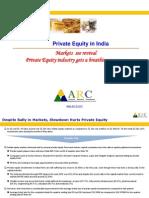 Arc Privateequityinindiajune09