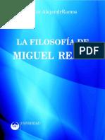 La Filosofia de Miguel Reale Woord
