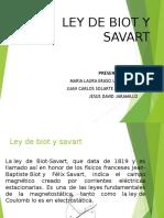 Biot Savart Avance