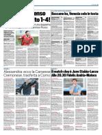 TuttoSport 20-11-2016 - Calcio Lega Pro