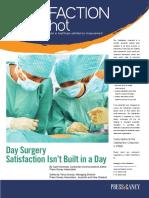 Best Practice in Day Surgery Satisfaction