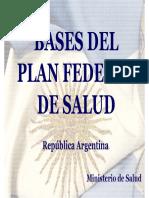 5 -Planfederaldesalud1-2003 2007 Argentina