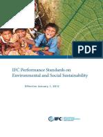 IFC Performance Standards