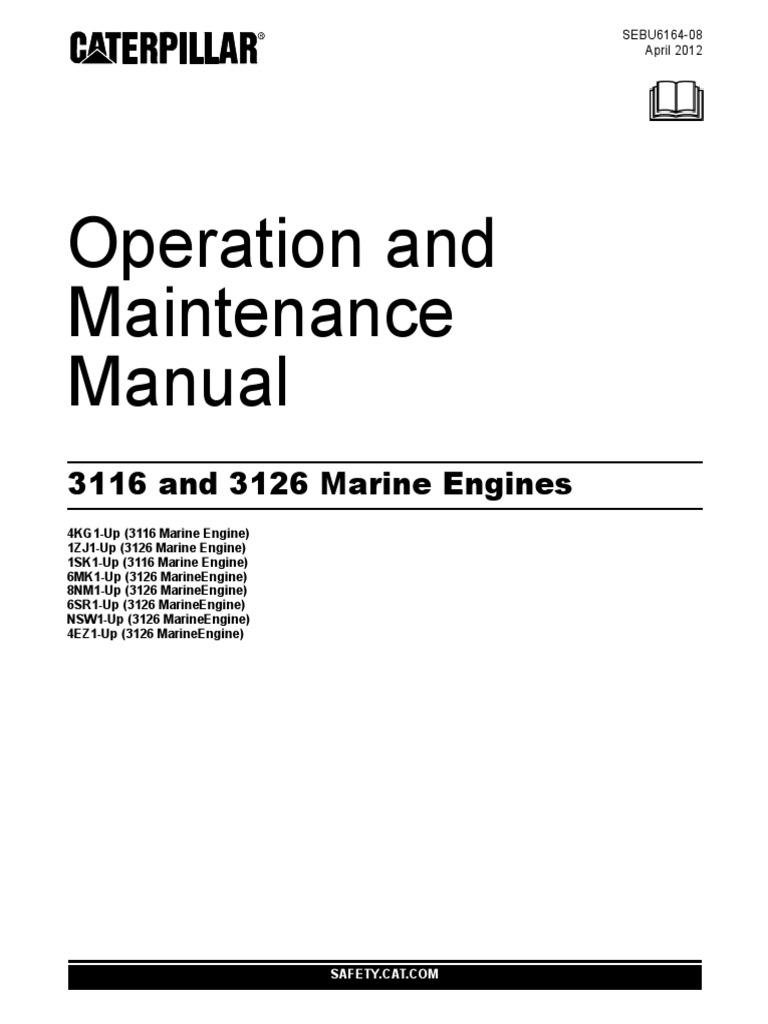 cat manual sebu6164 08 00 all turbocharger fuel injection