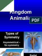3.2 Animal Taxonomy