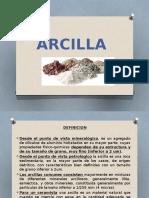 CLASE  ARCILLA.pptx