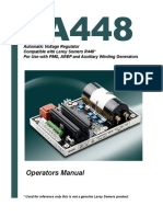SS448 Manual