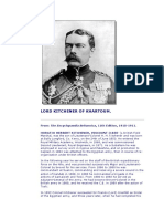 Lord Kitchener of Khartoum