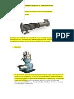 Componentes Básicos de Un Evaporador