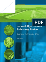 National Algal Biofuels Review_US DOE