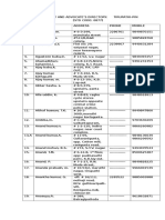 Advocate's Directory
