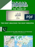 Pakistan PPT Presentation-Chinese