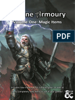 Arcane Armoury - Volume 1 40 Magic Items (10227046)