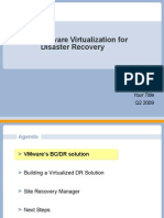 vmware DR