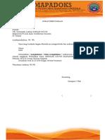 Surat Pernyataan Wali