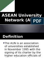 ASEAN University Network (AUN)