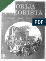 CESARE MOLINARI - Istorija Pozorista