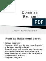 Dominasi Ekonomi