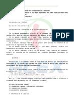 Arrete Inter Min 08 Mars 1997
