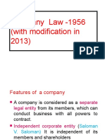 Fms Company Law Ppt 1