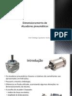 Aula 2 - Dimensionamento de Atuadores Pneumáticos