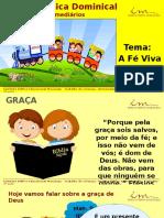 2a Aula Slides CRI INT a Fe Viva Graca