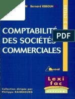 Comptabilité Des Sociétés Commerciales