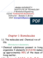 PPT Biochemistry chapter 1.pptx
