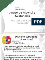 Abuso de Drogas y Alcohol