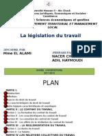 Legislation Du Travail
