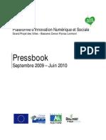 2010 Pins Press Book