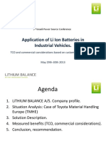 Lithium Economics