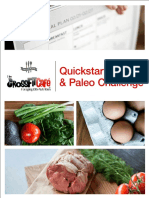 IamCF Paleo Plan Quickstart Guide and Paleo Challenge